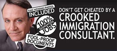 加拿大移民加拿大移民欺诈