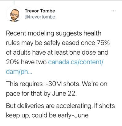 加拿大移民,加拿大疫苗