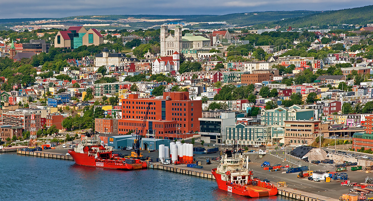 加拿大移民,加拿大大西洋四省移民